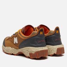 Мужские кроссовки New Balance ML801NEC Tan/Grey фото- 2