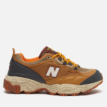 Мужские кроссовки New Balance ML801NEC Tan/Grey фото- 3