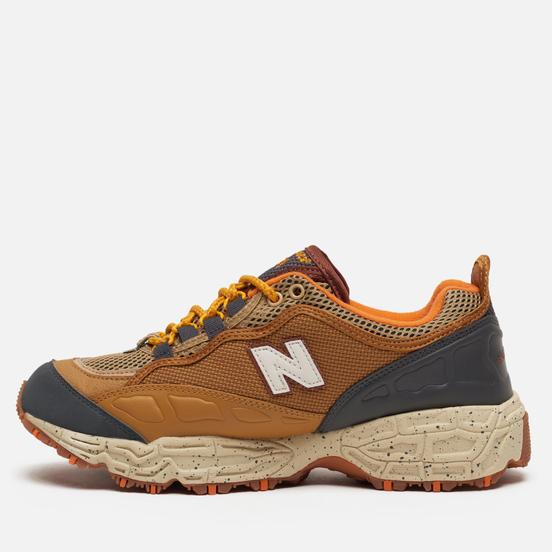 Мужские кроссовки New Balance ML801NEC Tan/Grey