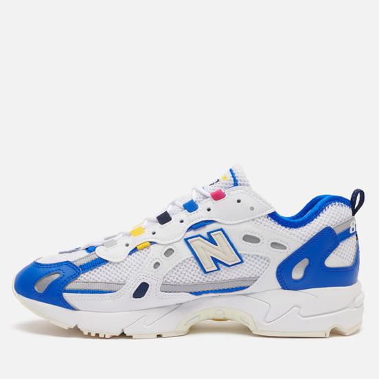 Мужские кроссовки New Balance ML827AAP White/Violet