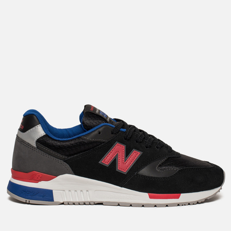 Мужские кроссовки New Balance ML840BB Suede Black/Magnet