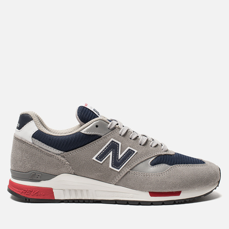 Мужские кроссовки New Balance ML840CD Blue/Burgundy/Grey