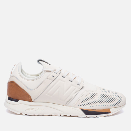 Мужские кроссовки New Balance MRL247BE Luxe Pack White