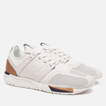 Мужские кроссовки New Balance MRL247BE Luxe Pack White фото- 2
