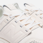 Мужские кроссовки New Balance MRL247BE Luxe Pack White фото- 5