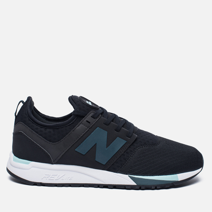 Мужские кроссовки New Balance MRL247BI Sports Pack Black/Spearmint