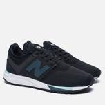 Мужские кроссовки New Balance MRL247BI Sports Pack Black/Spearmint фото- 2