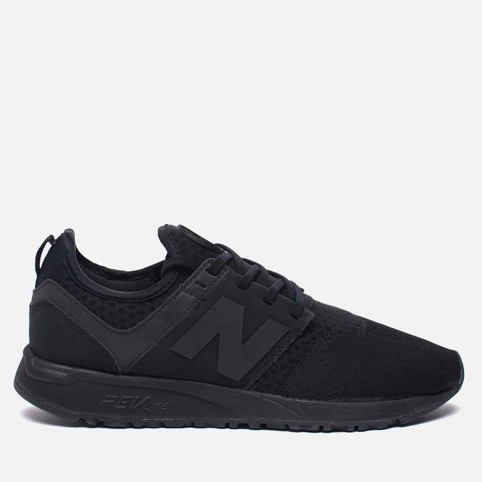 Мужские кроссовки New Balance MRL247BK Sport Pack Black/Black