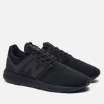 Мужские кроссовки New Balance MRL247BK Sport Pack Black/Black фото- 2