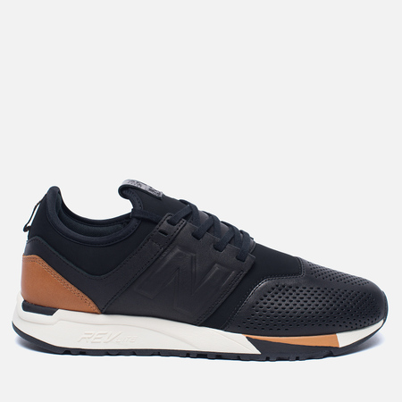 Мужские кроссовки New Balance MRL247BL Luxe Pack Black