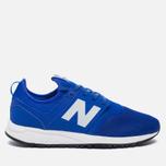 Мужские кроссовки New Balance MRL247BW Classic Pack Blue/White фото- 0