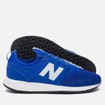 Мужские кроссовки New Balance MRL247BW Classic Pack Blue/White фото- 1