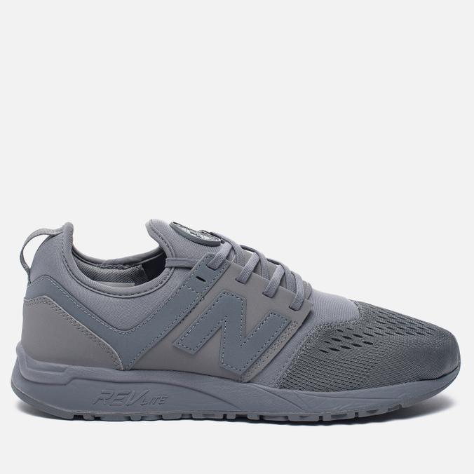 Мужские кроссовки New Balance MRL247GB Breathe Pack Grey/Blue Ashes