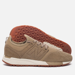 Мужские кроссовки New Balance MRL247HE Luxe Pack Hemp фото- 1