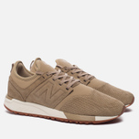 Мужские кроссовки New Balance MRL247HE Luxe Pack Hemp фото- 2
