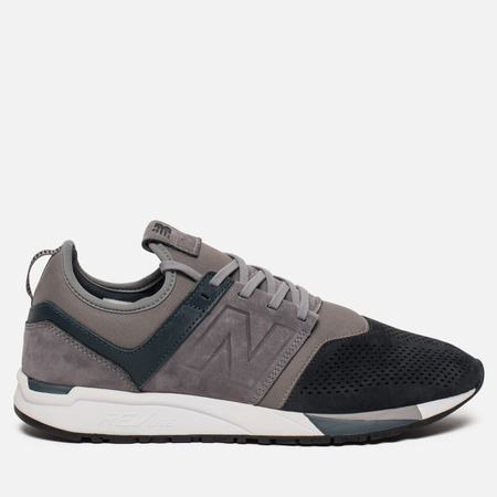 Мужские кроссовки New Balance MRL247N4 Luxe Provenance Pack Grey/Navy