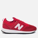 Мужские кроссовки New Balance MRL247RW Classic Pack Red/White фото- 0