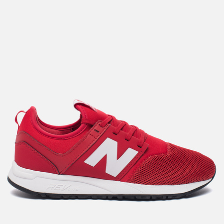 Мужские кроссовки New Balance MRL247RW Classic Pack Red/White