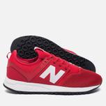 Мужские кроссовки New Balance MRL247RW Classic Pack Red/White фото- 1