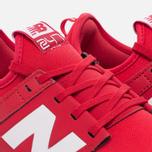 Мужские кроссовки New Balance MRL247RW Classic Pack Red/White фото- 5