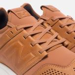 Мужские кроссовки New Balance MRL247TA Luxe Pack Tan фото- 5