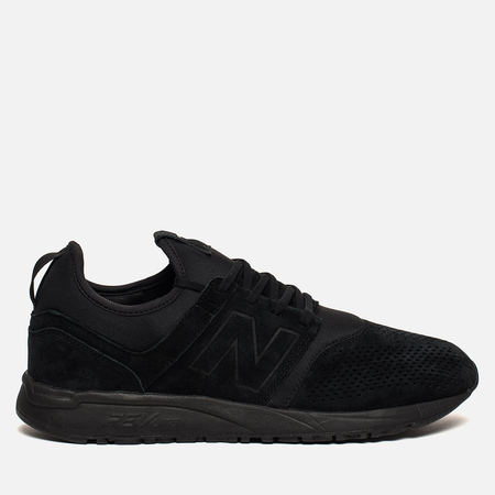 Мужские кроссовки New Balance MRL247TB Suede Black