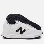 Мужские кроссовки New Balance MRL247WB Classic Pack White/Black фото- 1