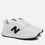 Мужские кроссовки New Balance MRL247WB Classic Pack White/Black фото- 2