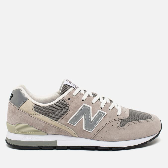 Мужские кроссовки New Balance MRL996AG Grey