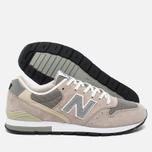 Мужские кроссовки New Balance MRL996AG Grey фото- 2