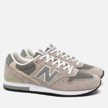 Мужские кроссовки New Balance MRL996AG Grey фото- 1