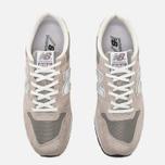 Мужские кроссовки New Balance MRL996AG Grey фото- 4
