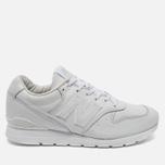 Мужские кроссовки New Balance MRL996EW White фото- 0