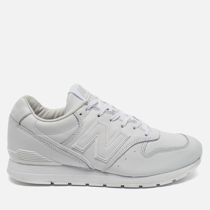 Мужские кроссовки New Balance MRL996EW White