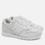 Мужские кроссовки New Balance MRL996EW White фото- 2