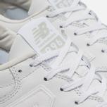 Мужские кроссовки New Balance MRL996EW White фото- 3