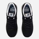Мужские кроссовки New Balance MRT580EB Black/White фото- 4