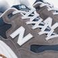 Мужские кроссовки New Balance MRT580MF Grey/Navy фото - 5