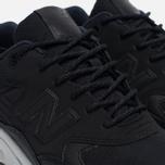 Мужские кроссовки New Balance MRT580XB Black/White фото- 3
