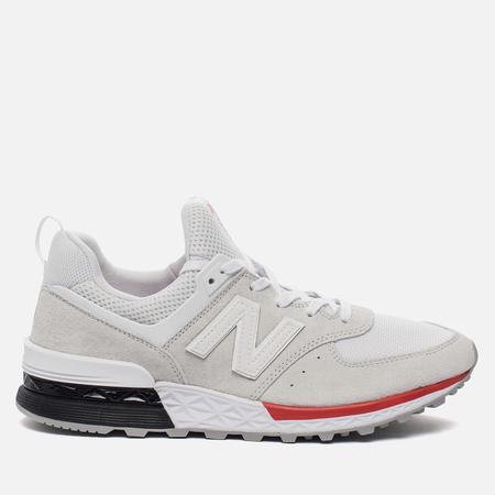 Мужские кроссовки New Balance MS574AW Silver