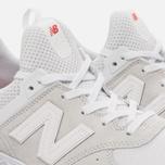 Мужские кроссовки New Balance MS574AW Silver фото- 5