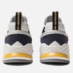Мужские кроссовки New Balance MS574EDD White/Navy/Yellow фото- 3