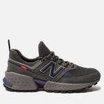 Мужские кроссовки New Balance MS574EDN Charcoal/Navy фото- 0