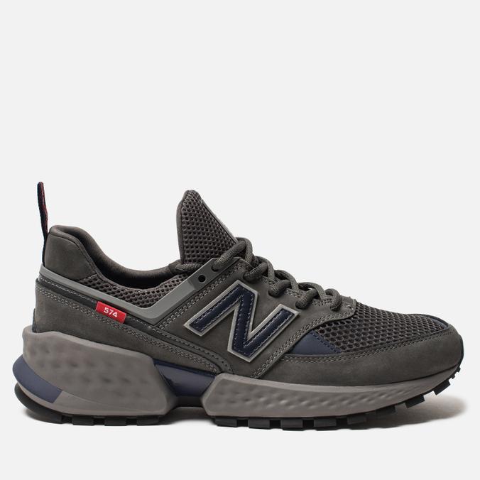 Мужские кроссовки New Balance MS574EDN Charcoal/Navy