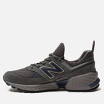 Мужские кроссовки New Balance MS574EDN Charcoal/Navy фото- 2