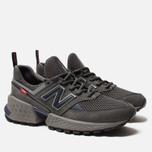 Мужские кроссовки New Balance MS574EDN Charcoal/Navy фото- 1