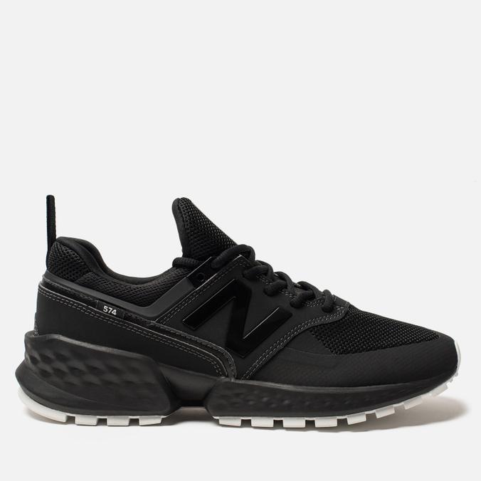 Мужские кроссовки New Balance MS574KTB Black/White