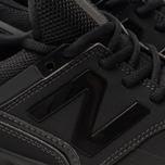 Мужские кроссовки New Balance MS574KTB Black/White фото- 6