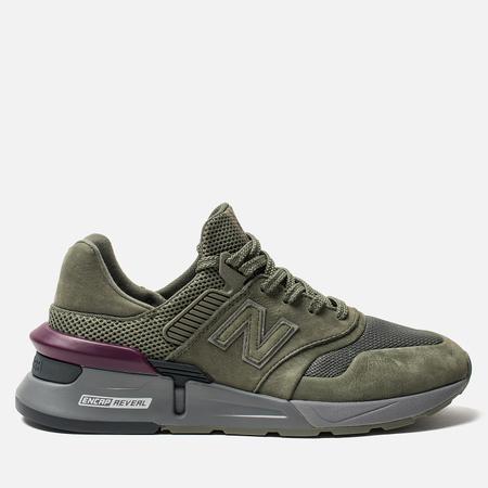 Мужские кроссовки New Balance MS997HH Mineral Green