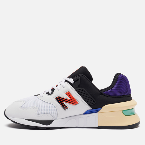 Мужские кроссовки New Balance MS997JEA Outdoor Pack White/Black/Violet